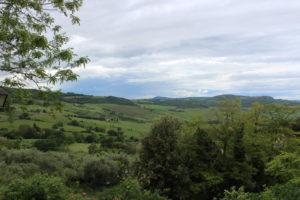 L'Italie, Toscane