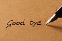 Lettre d'adieu