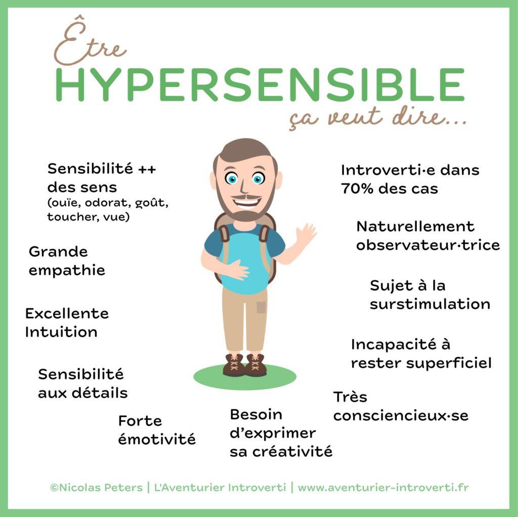 Etre hypersensible